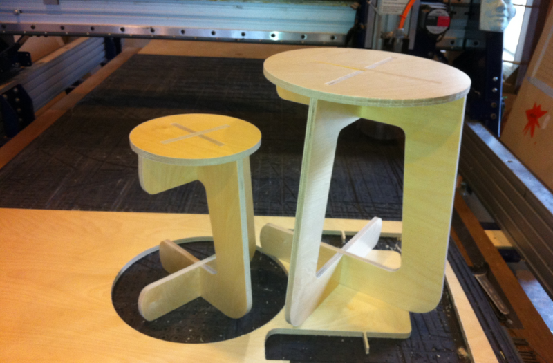 Kids Chairs And Table Images Green Front